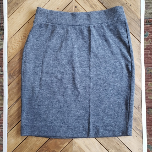 Dresses & Skirts - LA Base | Grey Mid Thigh Skirt